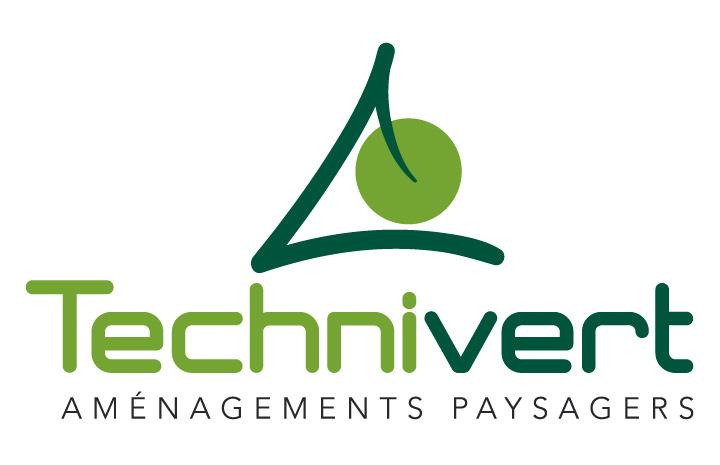 TECHNIVERT refonte du logo