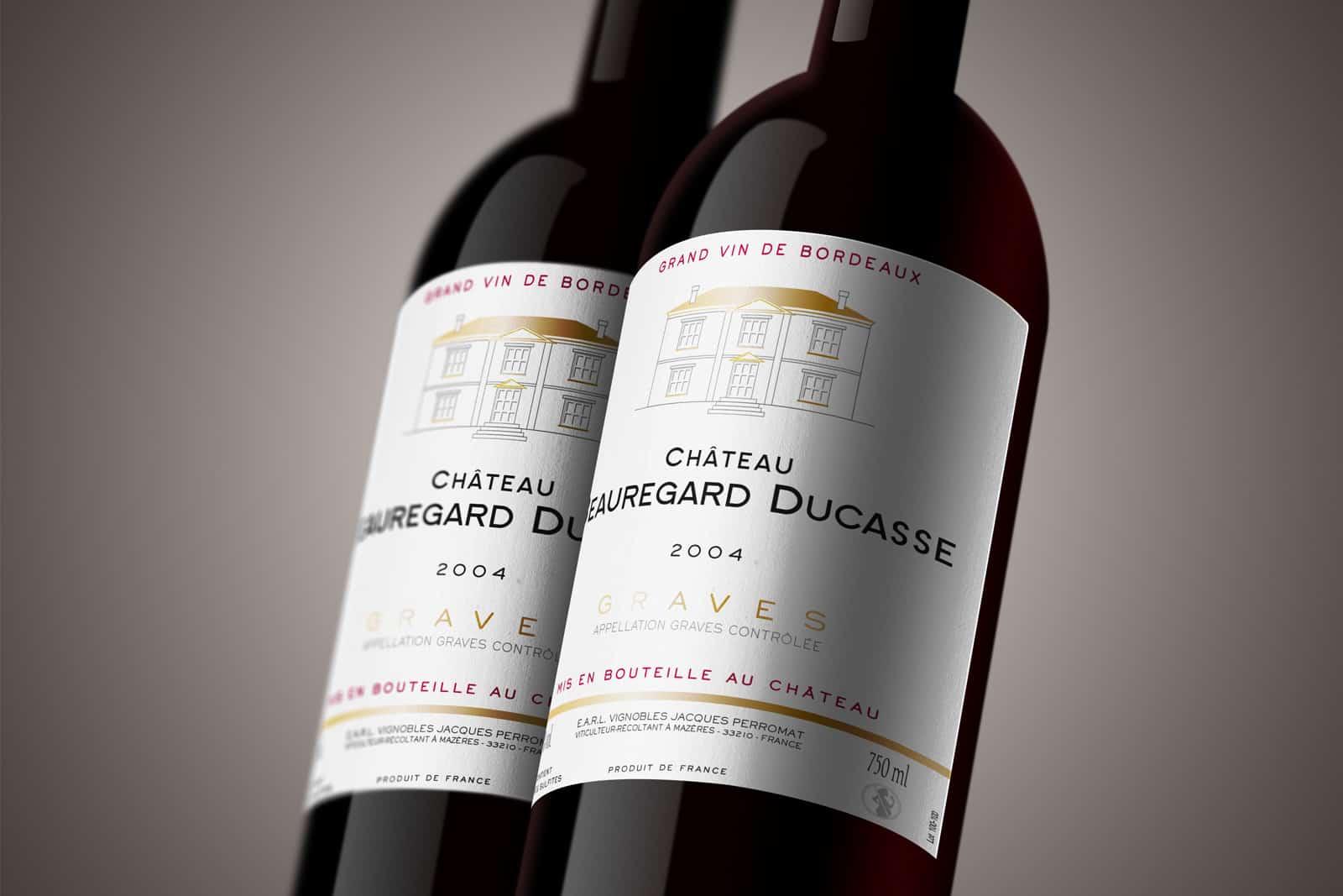 Château Beauregard Ducasse Grand Vin de Graves